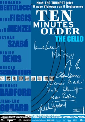 Ten Minutes Older - The Cello Poster
