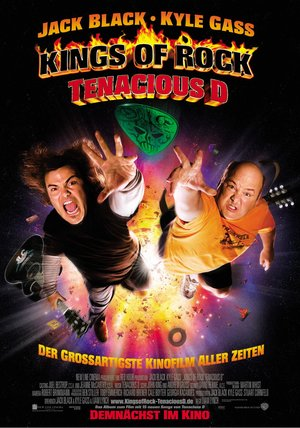 Tenacious D - Kings of Rock Poster