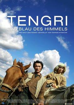 Tengri - Das Blau des Himmels Poster