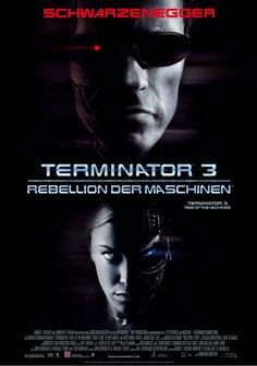 Terminator 3 - Rebellion der Maschinen Poster