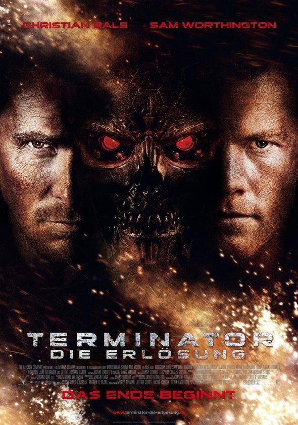 Terminator - Die Erlösung Poster