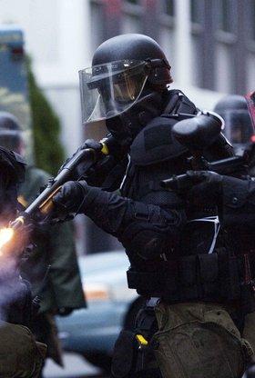 The Battle in Seattle