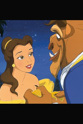 The Beauty and the Beast: The Enchanted Christmas