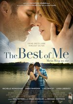 The Best of Me - Mein Weg zu dir Poster