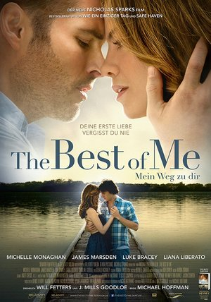 The Best of Me - Mein Weg zu dir Poster