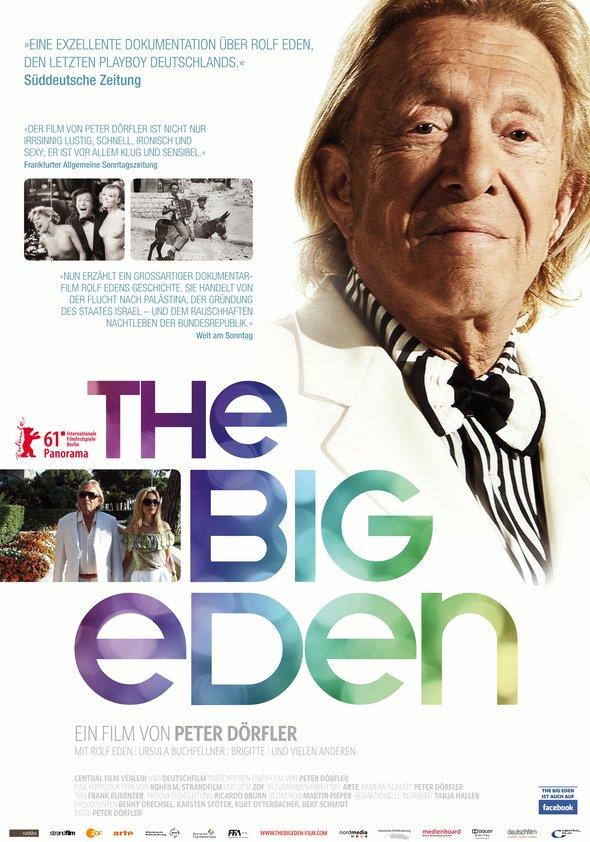 The Big Eden Poster