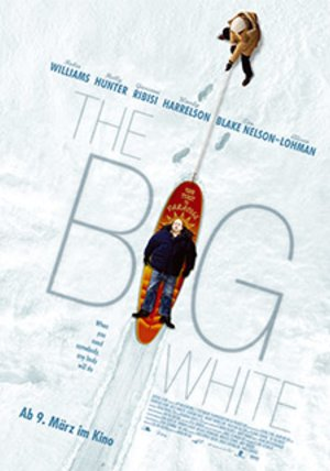 The Big White - Immer Ärger mit Raymond Poster