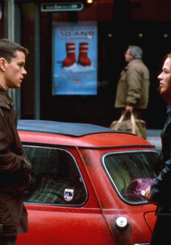 The Bourne Identity / The Bourne Supremacy / The Bourne Ultimatum Poster