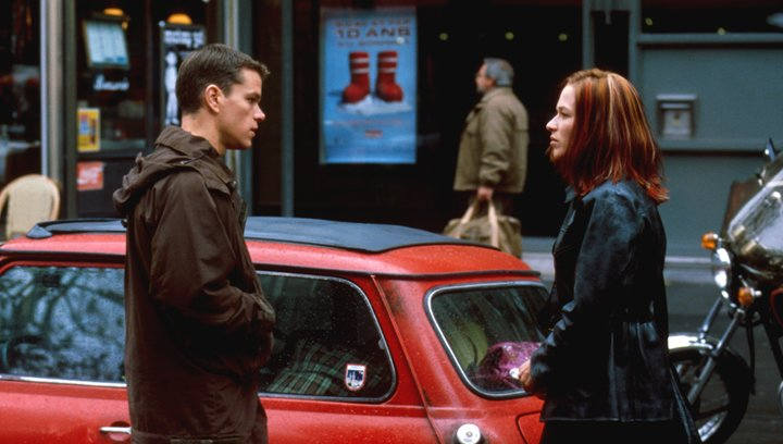 Das Bourne Ultimatum - Trailer Poster