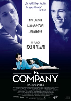 The Company - Das Ensemble Poster