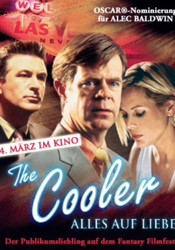 The Cooler - Alles auf Liebe Poster