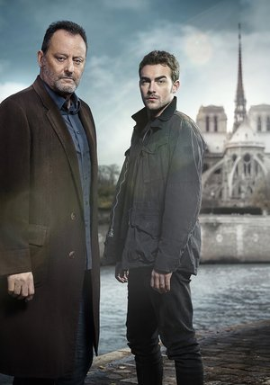 The Cop - Crime Scene Paris Poster