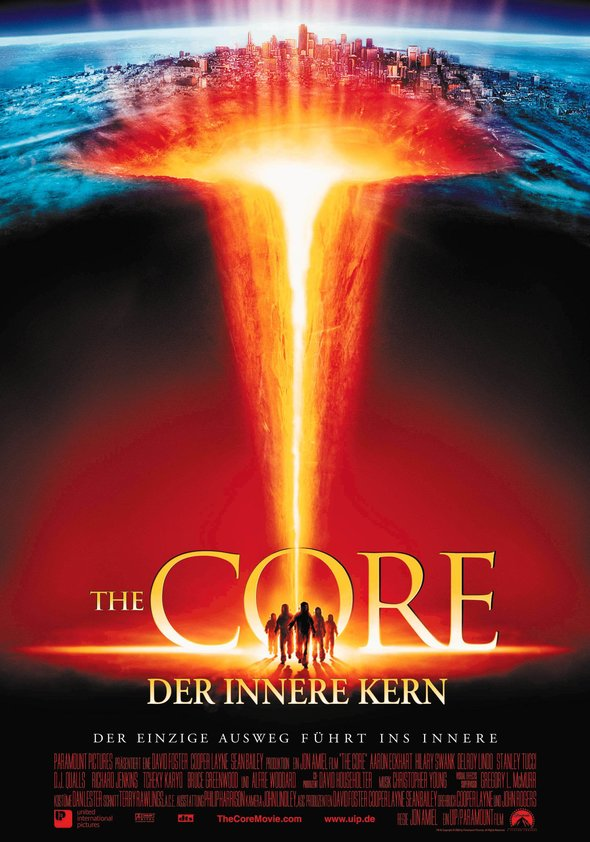 The Core - Der innere Kern Poster