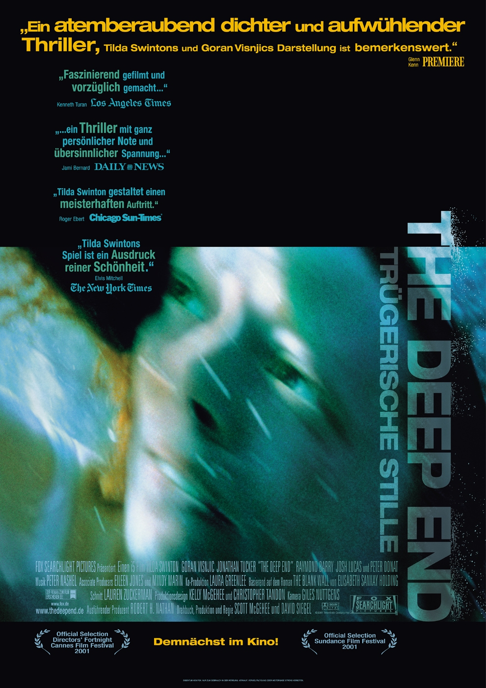 The Deep End - Trügerische Stille