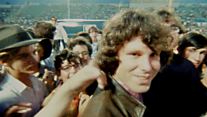 The Doors: When You're Strange (BluRay-/DVD-Trailer) Poster