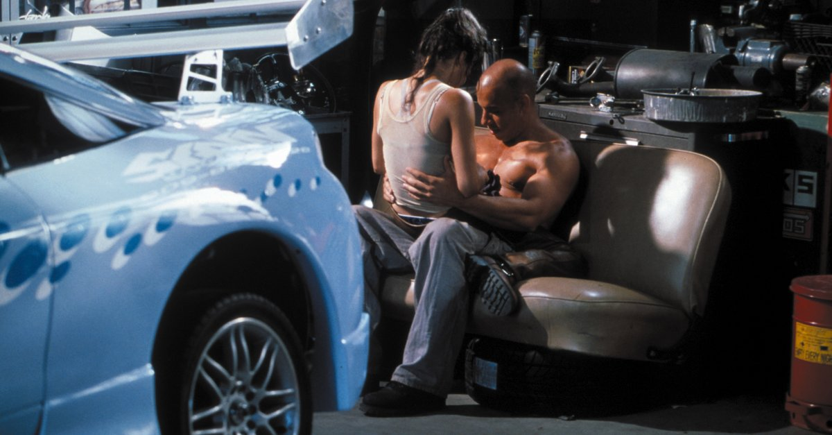 the fast and the furious film 2001 trailer kritik. Black Bedroom Furniture Sets. Home Design Ideas
