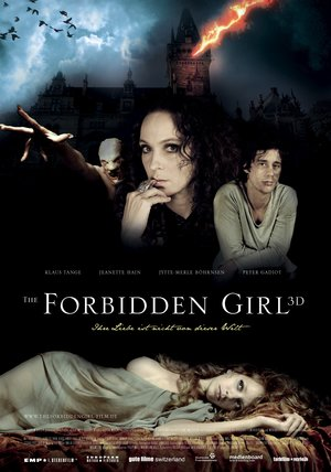 The Forbidden Girl Poster
