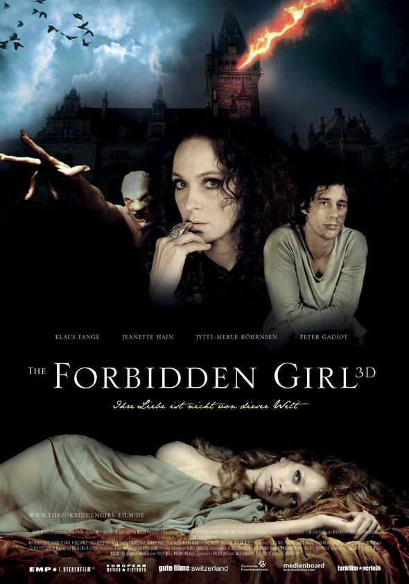 The Forbidden Girl Poster