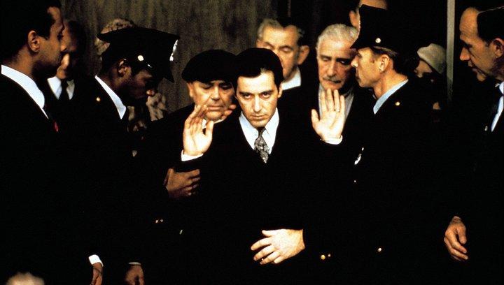 Der Pate - Die Coppola-Restauration (BluRay-DVD-Trailer) Poster