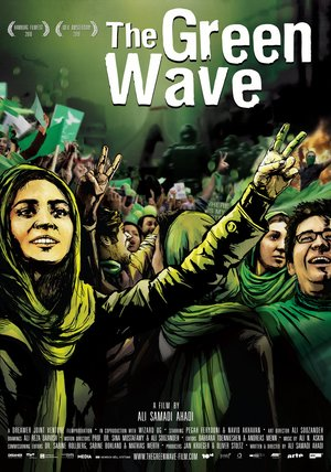 The Green Wave Poster