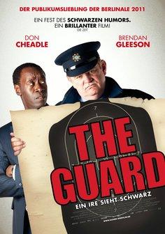 The Guard - Ein Ire sieht schwarz Poster