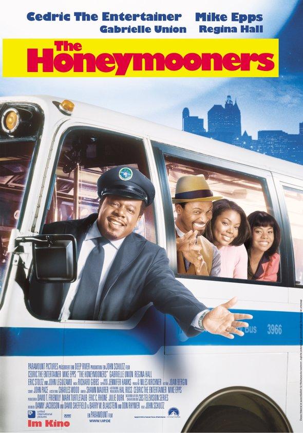 The Honeymooners Poster