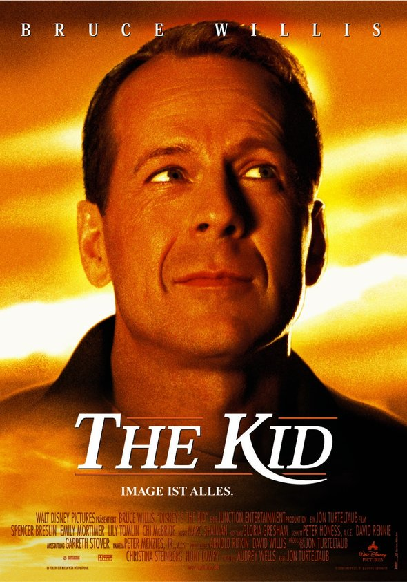 The Kid - Image ist alles Poster