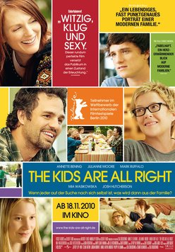The Kids Are All Right Poster