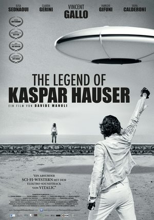 The Legend of Kaspar Hauser Poster