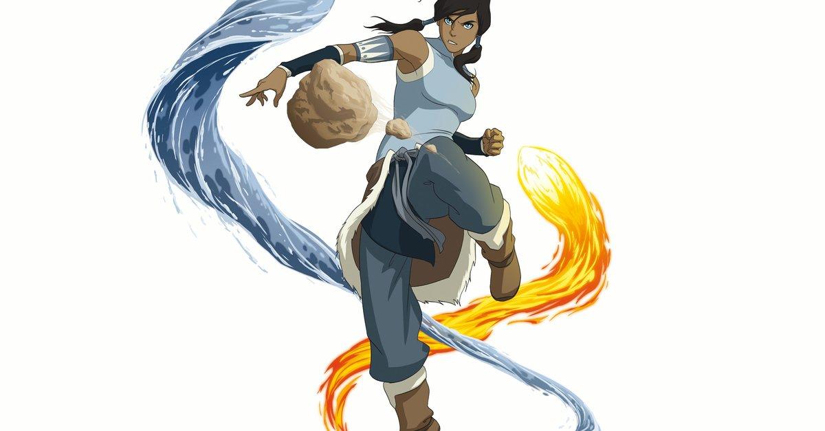 Legend Of Korra Stream