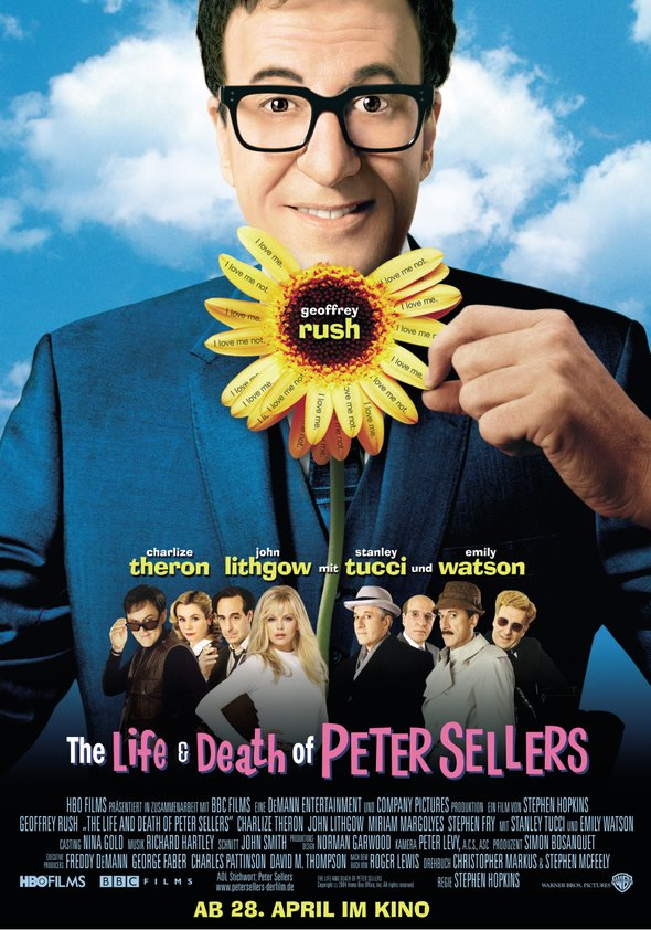 The Life and Death of Peter Sellers Poster