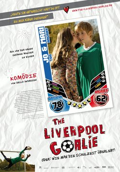 The Liverpool Goalie Poster