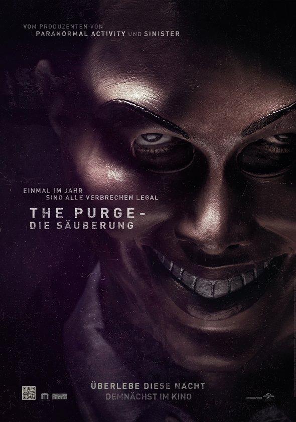 The Purge - Die Säuberung Poster