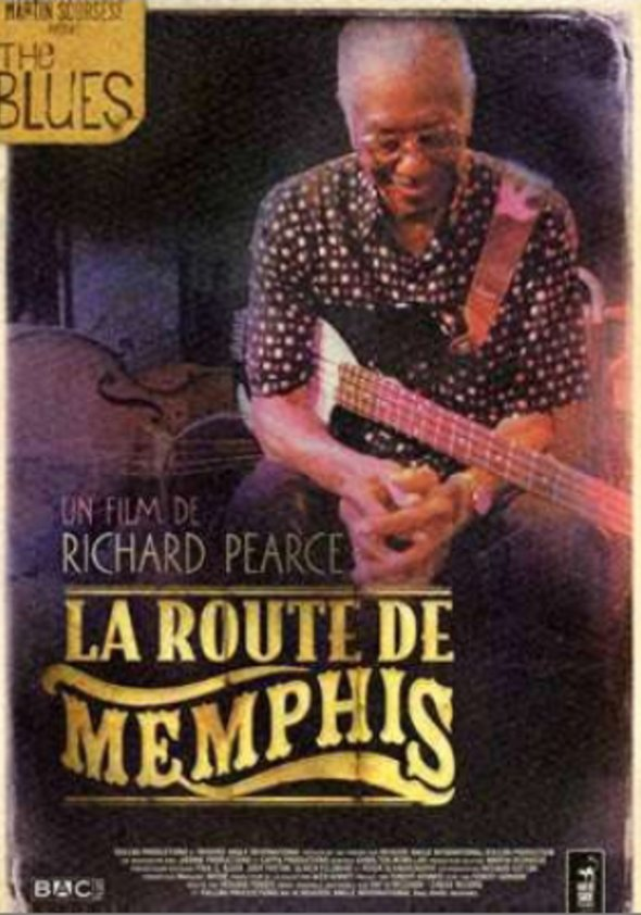 The Road to Memphis Poster