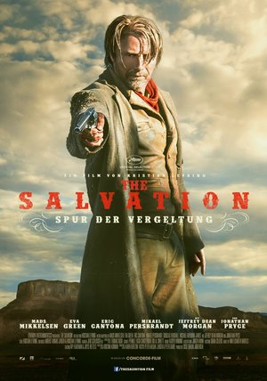 The Salvation - Spur der Vergeltung Poster