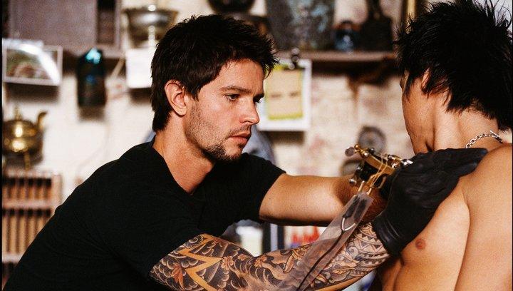 The Tattooist - Trailer Poster