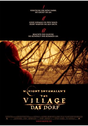 The Village - Das Dorf Poster