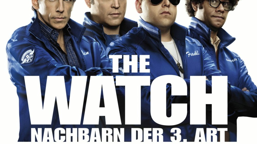 The Watch - Nachbarn der 3. Art Poster