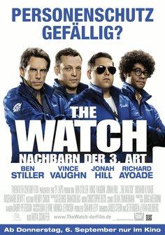 The Watch - Nachbarn der 3. Art Poster