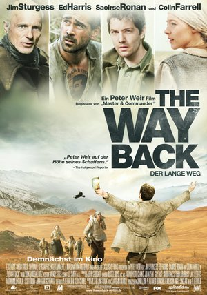 The Way Back - Der lange Weg Poster