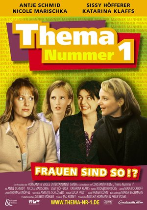 Thema Nr. 1 Poster