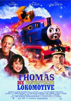 Thomas, die fantastische Lokomotive Poster