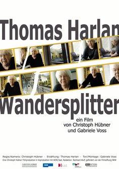 Thomas Harlan - Wandersplitter Poster