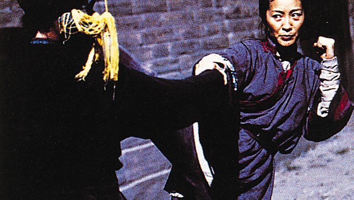 Tiger & Dragon - Trailer Poster