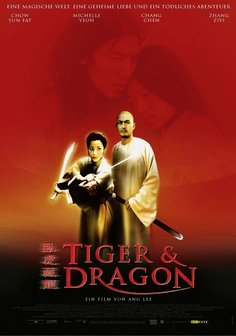 Tiger & Dragon Poster