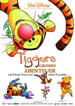 Tiggers großes Abenteuer Poster