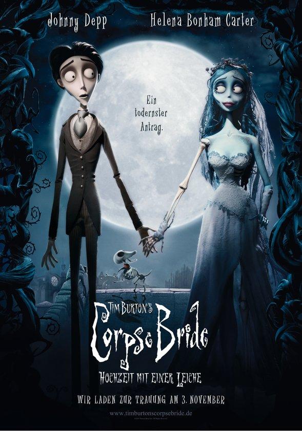 Tim Burton S Corpse Bride Hochzeit Mit Einer Leiche Film 2005