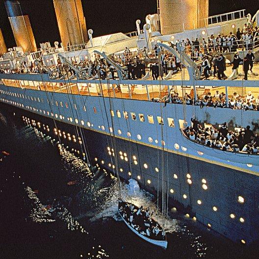 Titanic - Trailer Poster