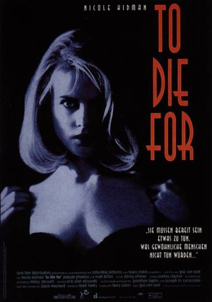 To Die For Poster