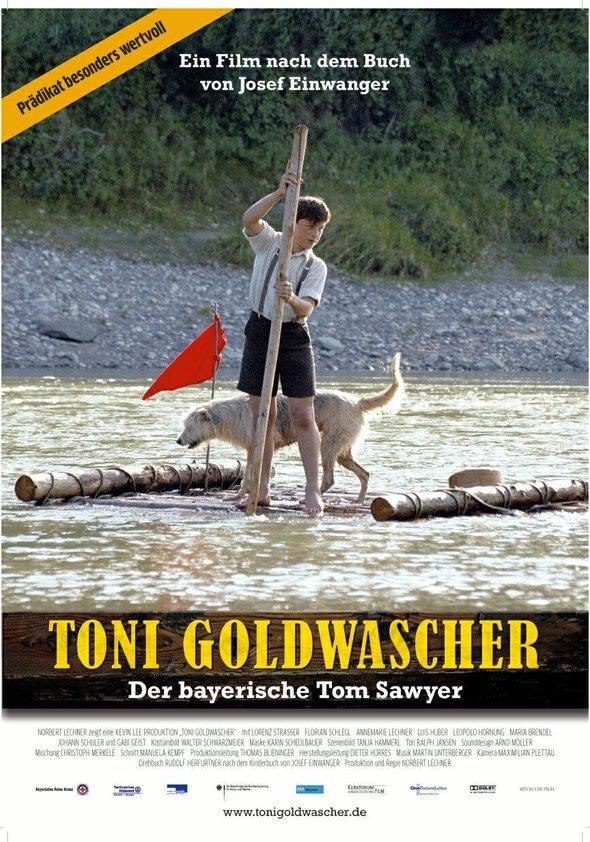 Toni Goldwascher Poster